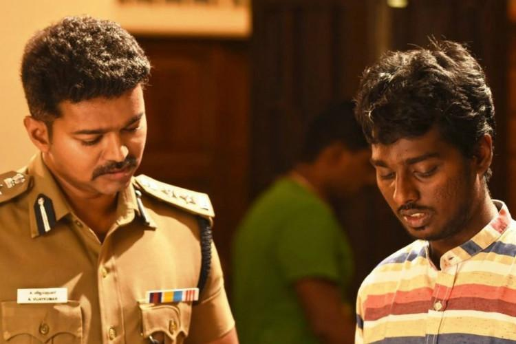 Image result for thalapathy 63 story theft