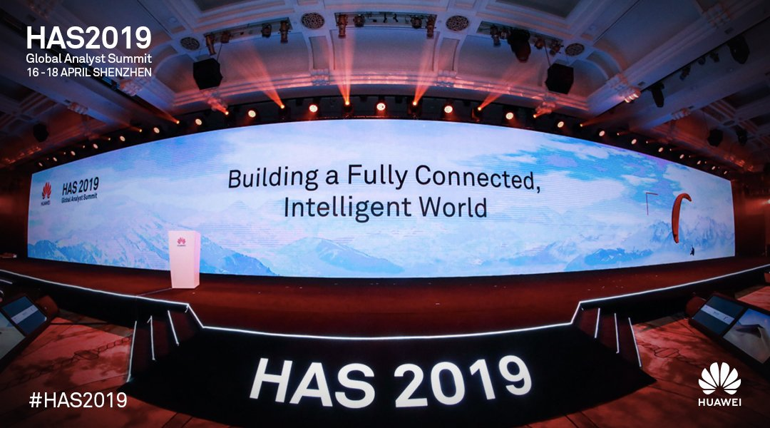 The Global Analyst Summit was held in Shenzhen. More than 680 industry and financial analysts, KOLs and media representatives gathered to discuss how to build a fully connected, intelligent world. Here are some highlights from Day 1:  http:// tinyurl.com/y4hxrule  &nbsp;   #HAS2019<br>http://pic.twitter.com/GBa8PSddCG