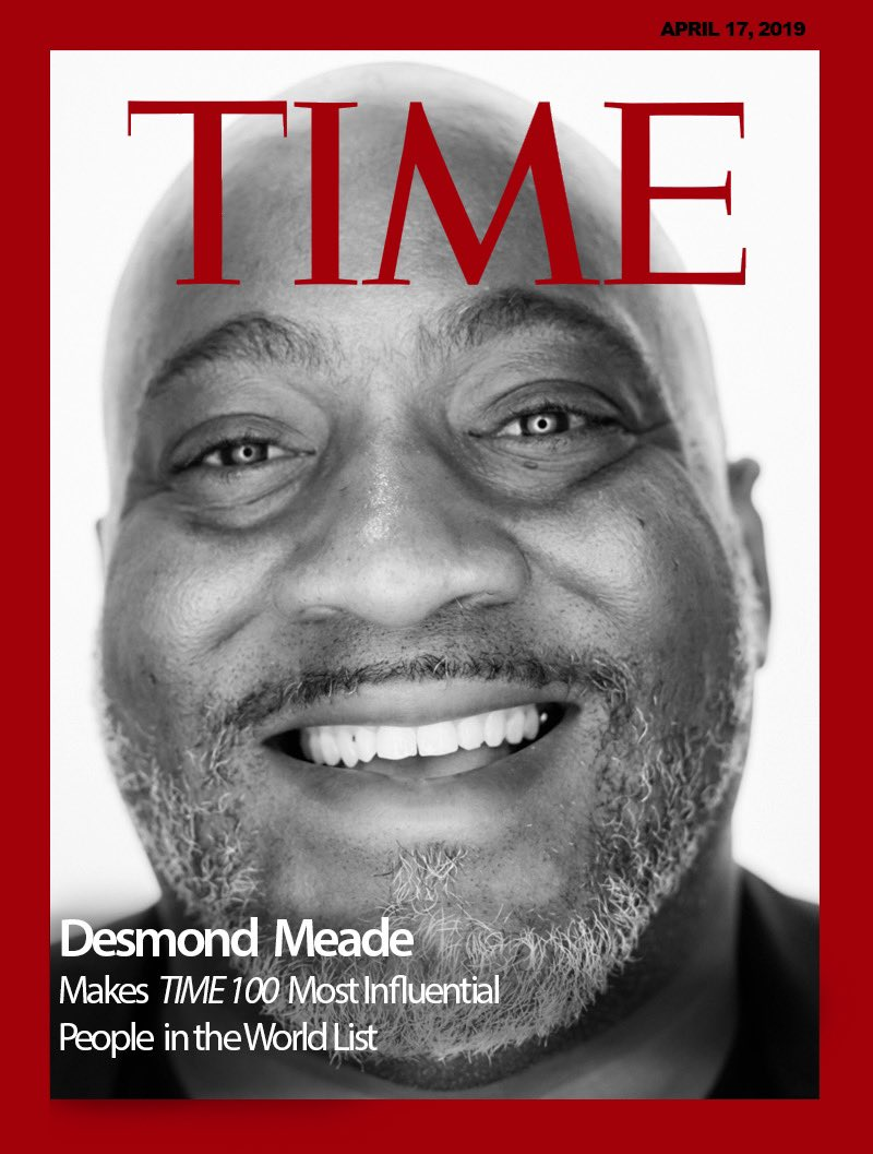 TIME's 100 Most Influential People list is out, I'm honored to be a part this group. This an unexpected honor that I believe speaks to the power of committing to being of service to others, and the power of love to transform conditions and people. http://time.com/time100