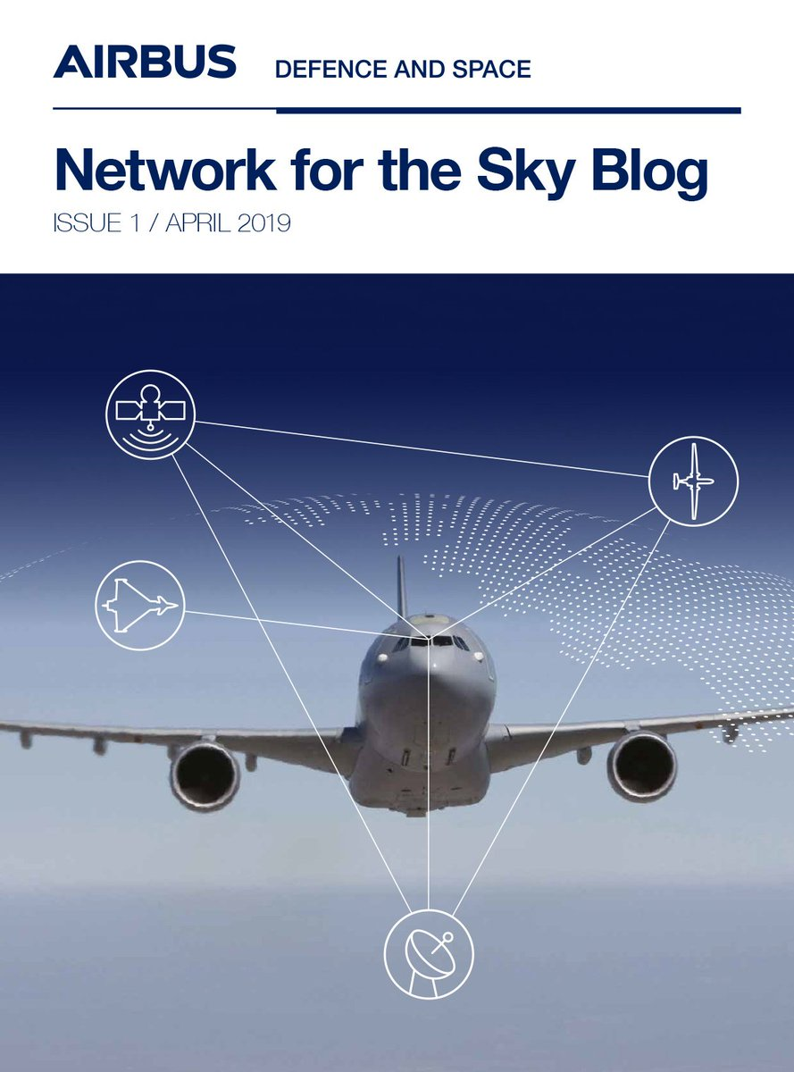 What are the connectivity challenges in defence today? 📡🛩 Hear from industry experts giving Insight into Aero Defence Connectivity on the new Airbus Network for the Sky Blog! 👉 http://www.securecommunications-airbusds.com/news-and-events/news/connectivity-challenges-in-defence-today/ … #AeroConnectivity #SecureCommunications