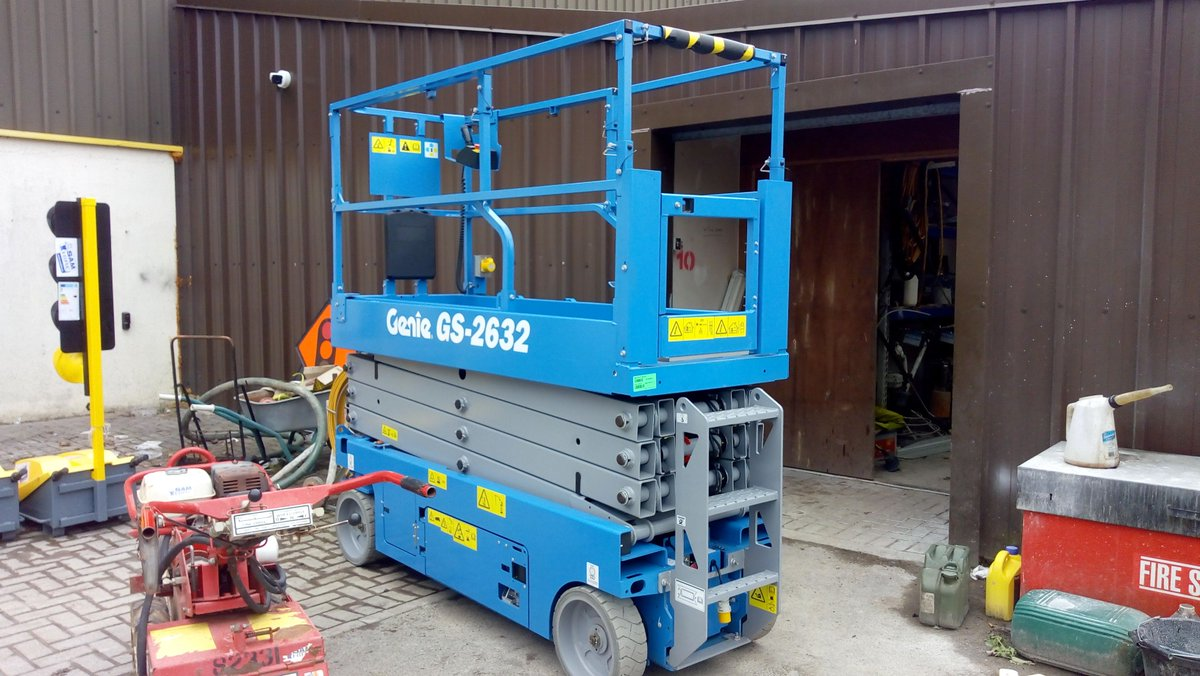 New #Genie delivered this morning to a customer in #Ireland <br>http://pic.twitter.com/AhW5pcDevl