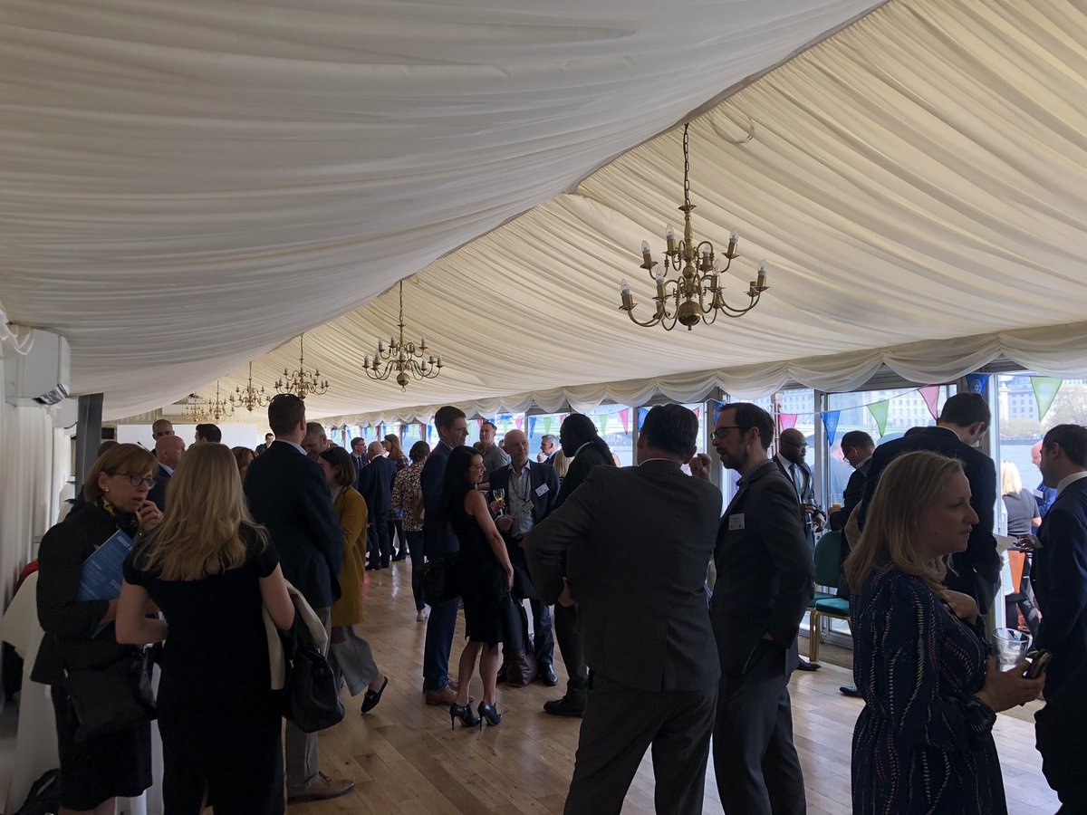 The room is filling up as we get ready to welcome new partners to the #Buysocial Corporate Challenge, celebrate what's been achieved so far and make new connections to help grow the campaign! #socent