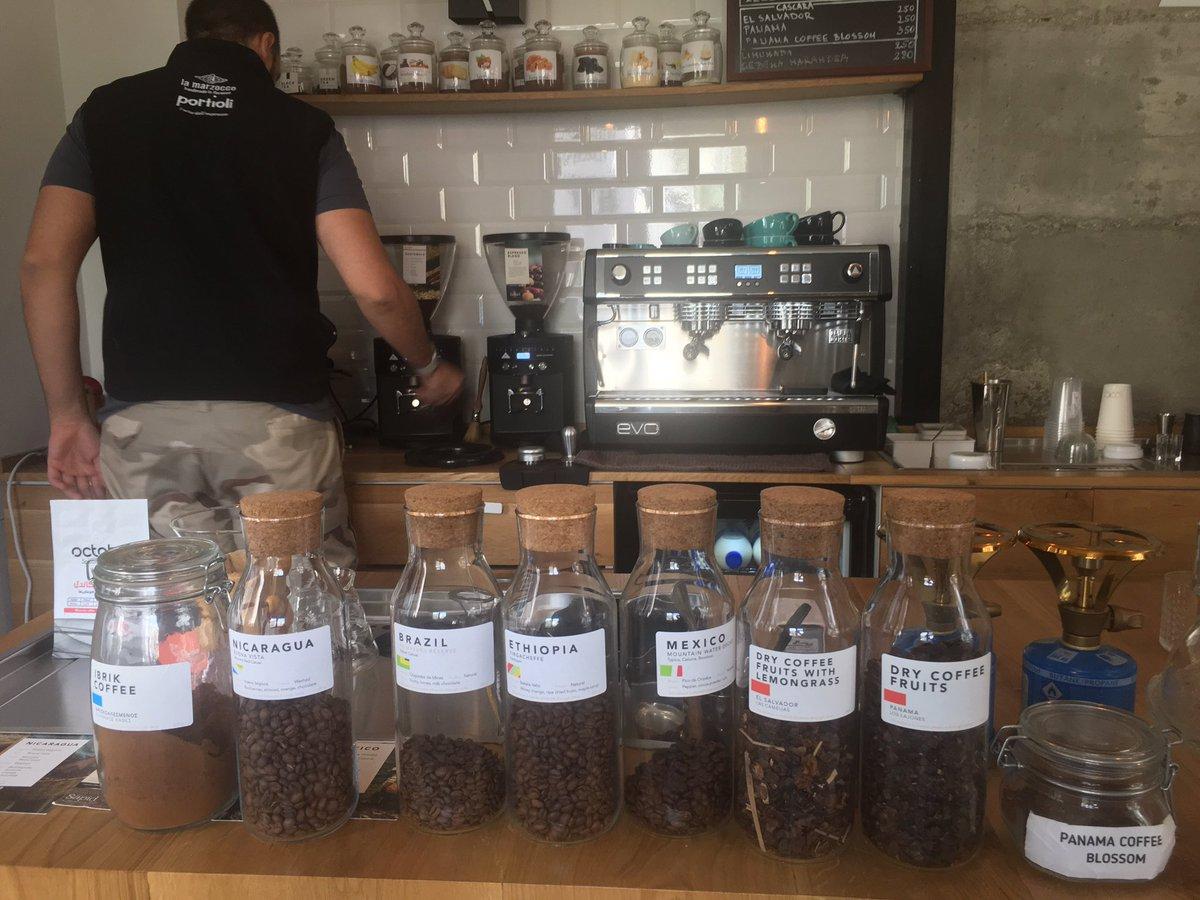 Bili smo kod Addict coffee. Probali smo espreso Etiopiju, Brazil i kapućino Gvatemalu  ::Etiopija jedna od najlepše izbalansiranih zrna sa blagom citrusnom završnicom::  Za svaku preporuku!