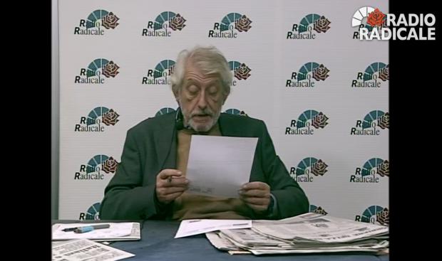 Morto Massimo Bordin Foto