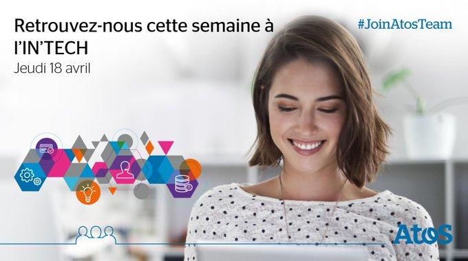 📅 RDV demain sur le campus de l'@intechinfo à #Paris pour participer au #JobDating...