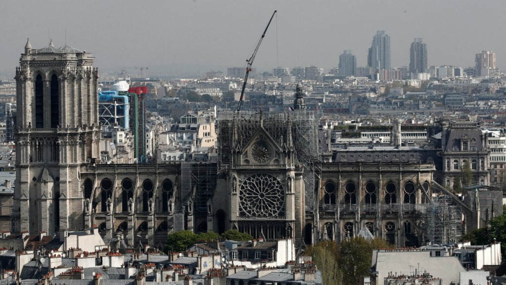 FRANCE 24 Español's photo on Catedral