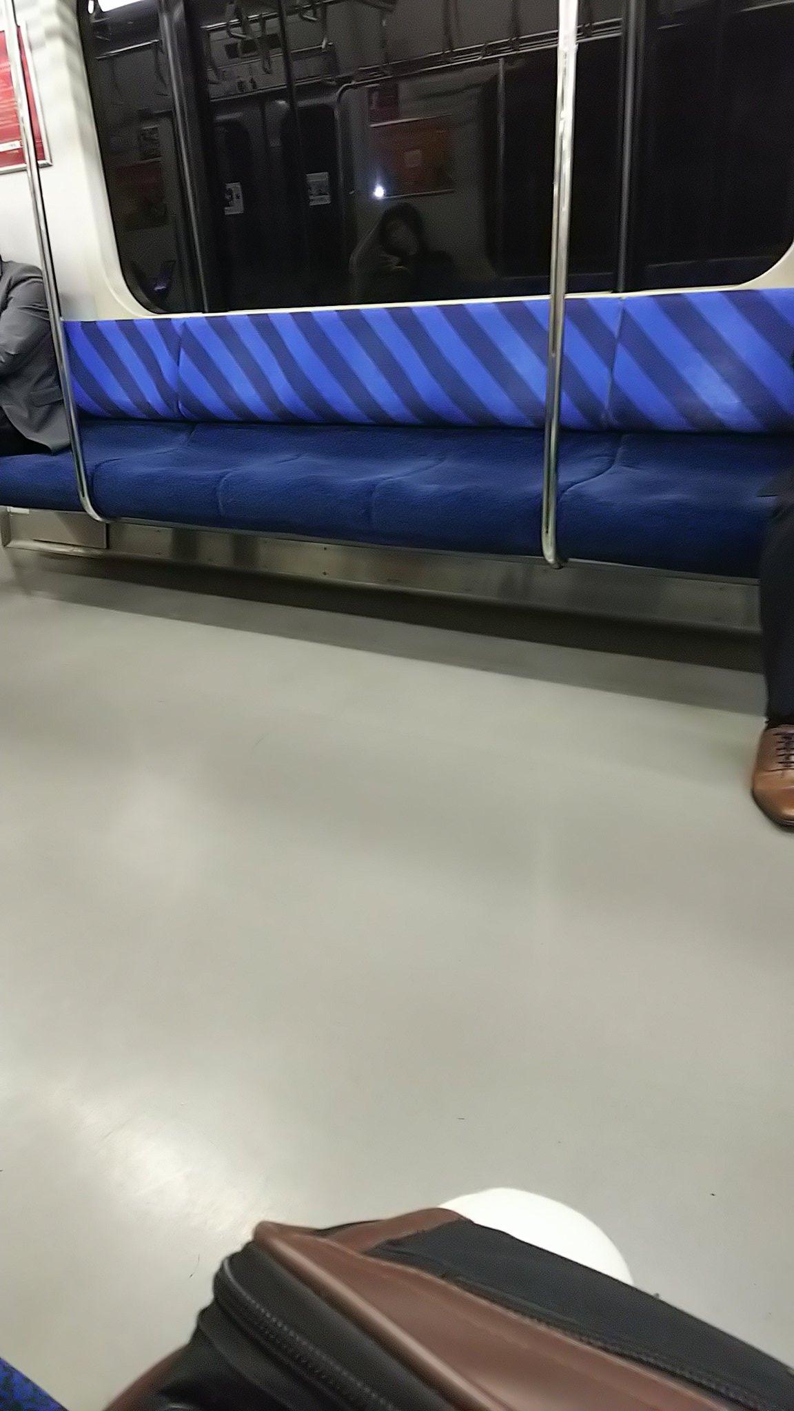 画像,京浜東北線も東海道線も遅延してたから横浜からの横須賀線乗ったらまー快適(*´ω`*)← https://t.co/a5v1OczxVp…