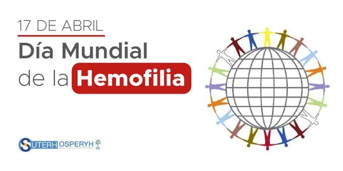 Día Mundial de la Hemofilia Foto