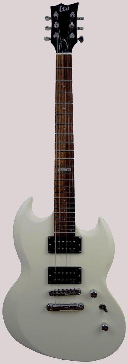 takamine Ltd Viper-10 sg style electric guitar at Ukulele Corner