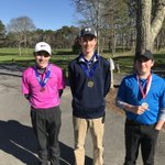 Image for the Tweet beginning: Our NEPGA Junior Tour players