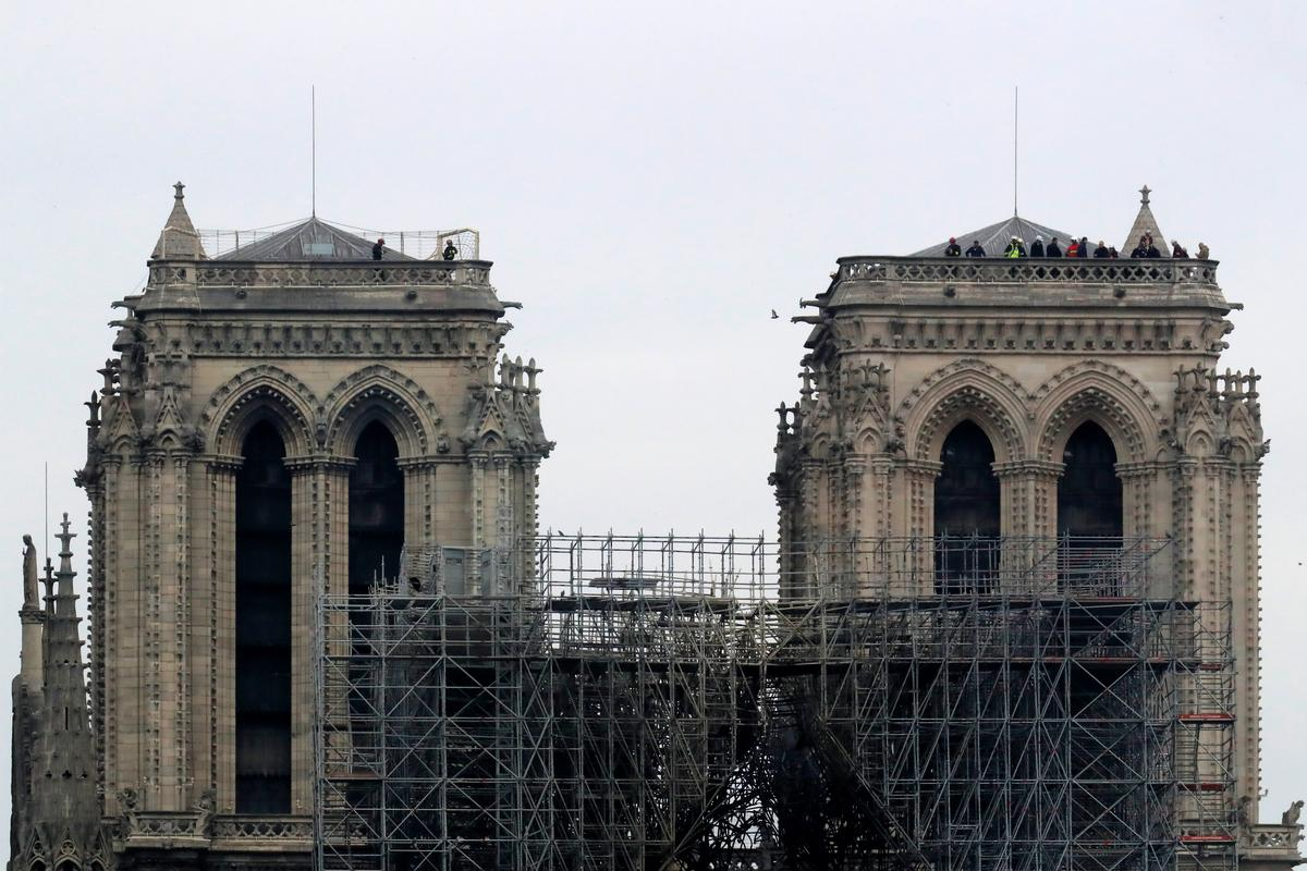 Notre-Dame blaze probably accidental, French prosecutors say: The fire that tore through Notre-Dame cathedral was… http://dlvr.it/R312JX