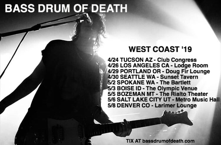 BASS DRUM OF DEATH on Twitter: