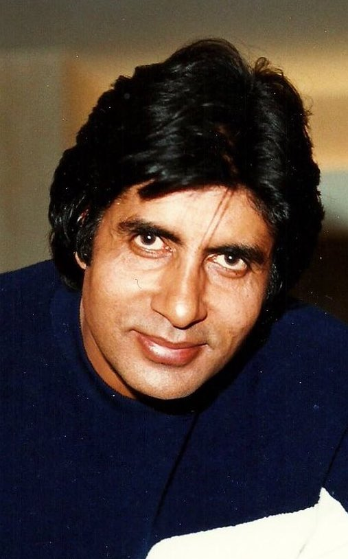 All I want yo say .. that Aaj tak after 50 Years no one can be Amitabh Bachchan.  And no one will be .  All the new actors , are Kuch sekho. Sit & watch Muqaddar Ka Sikandar, Don, Deewaar,Trishul and learn what is acting.  @SrBachchan Amit ji never Had 6 pack. But hamesha 6 maara