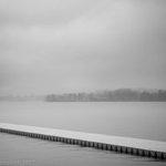 Image for the Tweet beginning: Lake Waramaug, Warren CT on