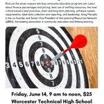 Image for the Tweet beginning: Community Education Workshop for Program
