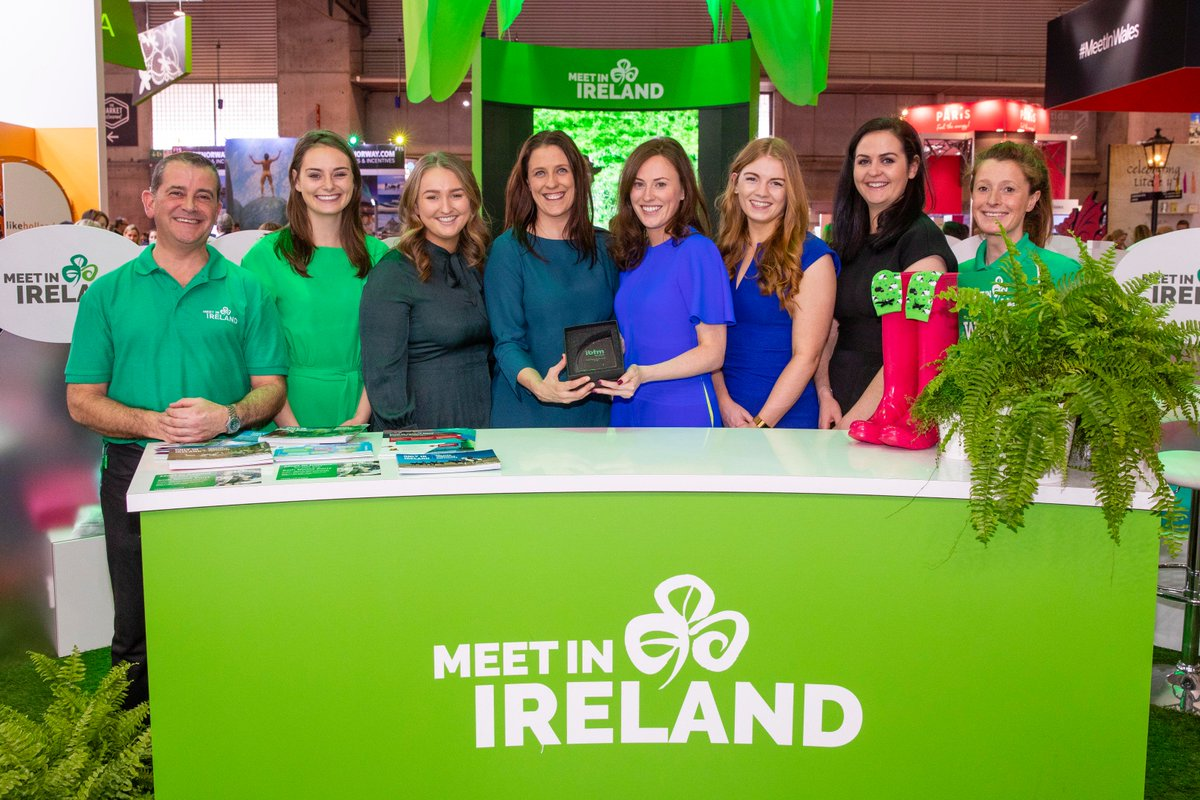 The @MeetInIreland team and all of our trade partners are getting ready and excited for #IMEX19 in Frankfurt! Will you be joining us at stand F420?? #MakeItIreland #EventProfs <br>http://pic.twitter.com/ogZ6FQkAB9
