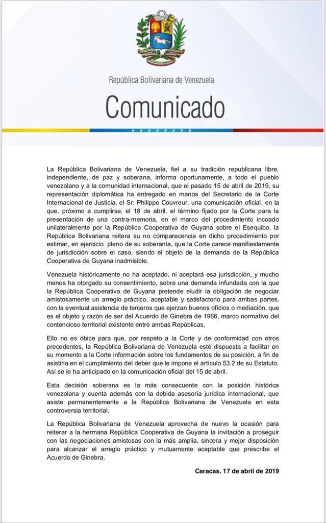 ReinoUnido - EL ESEQUIBO ES NUESTRO - Página 7 D4XDUK9W0AAy1er
