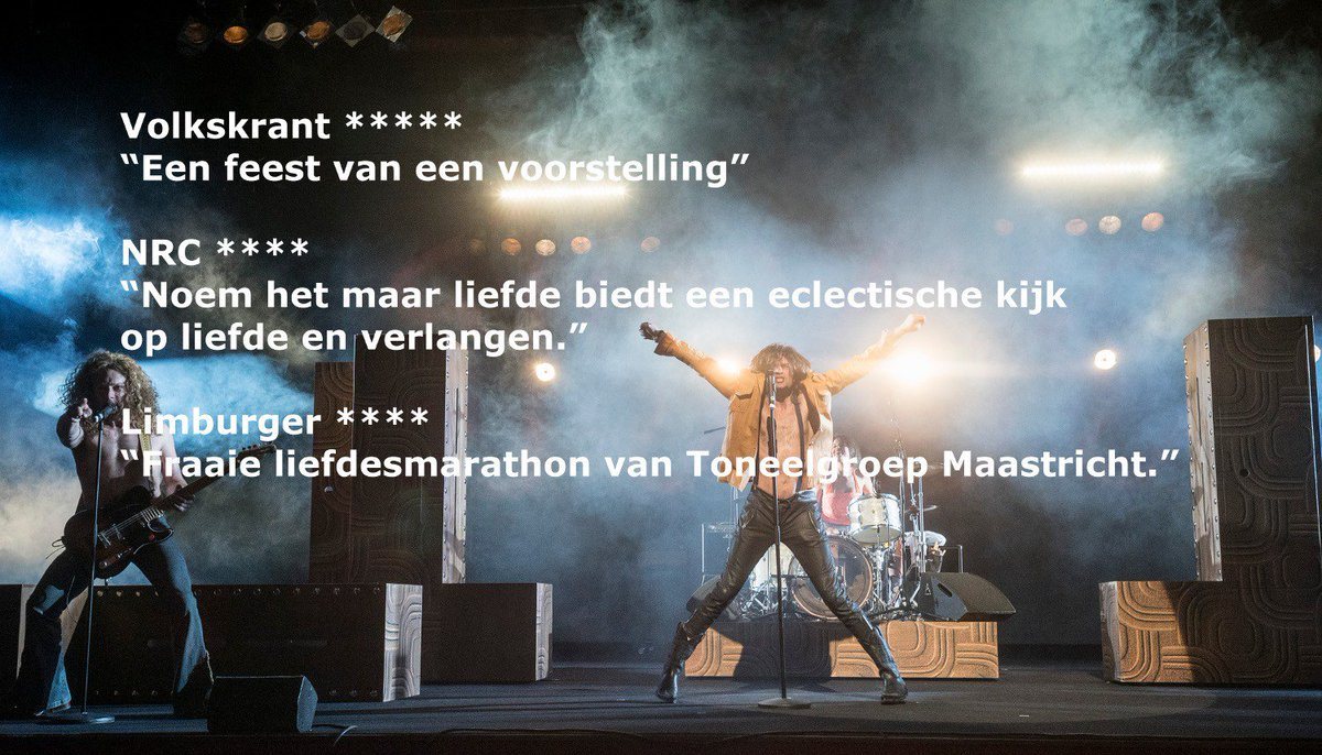 Stoere liefde dating show
