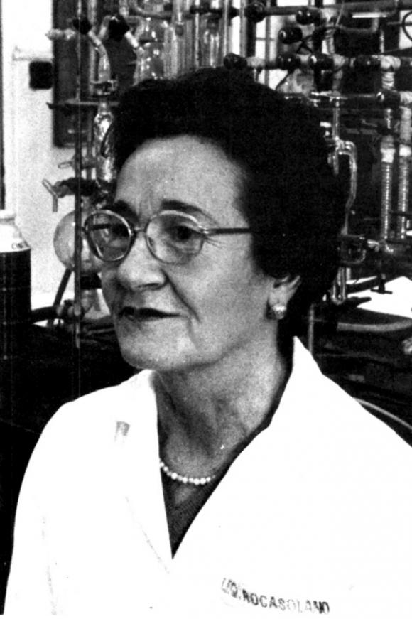 María Josefa Molera Mayo kimikari nafarrak kimika sistema aurreratuak inplementatu zituen estatuan eta honi zor zaio, egun ezagutzen diren ikerkuntza eta garapen sistemaren oinarri berriak  http://ow.ly/PMoN30oqSuY #EmakumeakZientzian