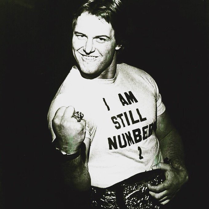 Happy Birthday to Roddy Piper, an unstoppable force. We miss you.