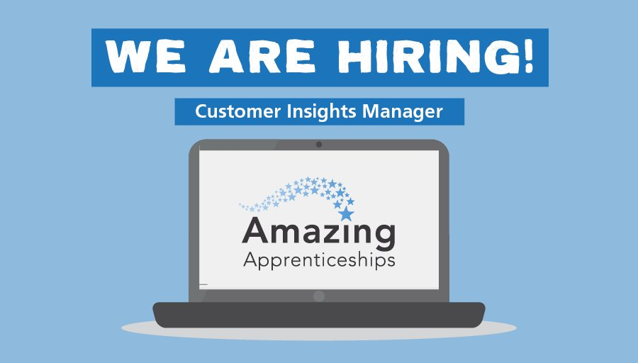 We are currently looking for a talented Customer Insights Manager to join our dynamic team in Hitchin, Hertfordshire. Closing date: 31st May 2019. Find out more about the role.  👉https://tinyurl.com/y3tbt423    #JobSearch #HertsHour #HertsBiz
