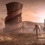 Voilà à quoi pourrait ressembler l'habitat des premiers colons de Mars - avec une vidéo explicative après l'article #batiactu https://t.co/o25OJjoIrB #Mars #viesurmars #martien #NASA