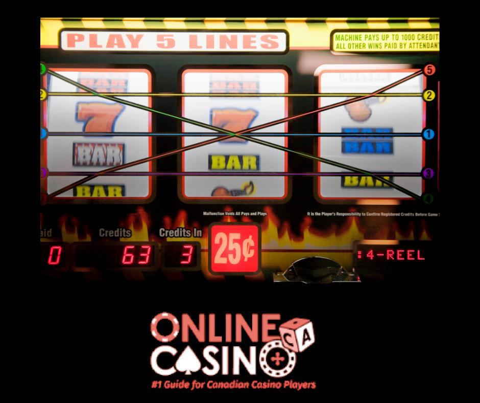 casino slot machine take