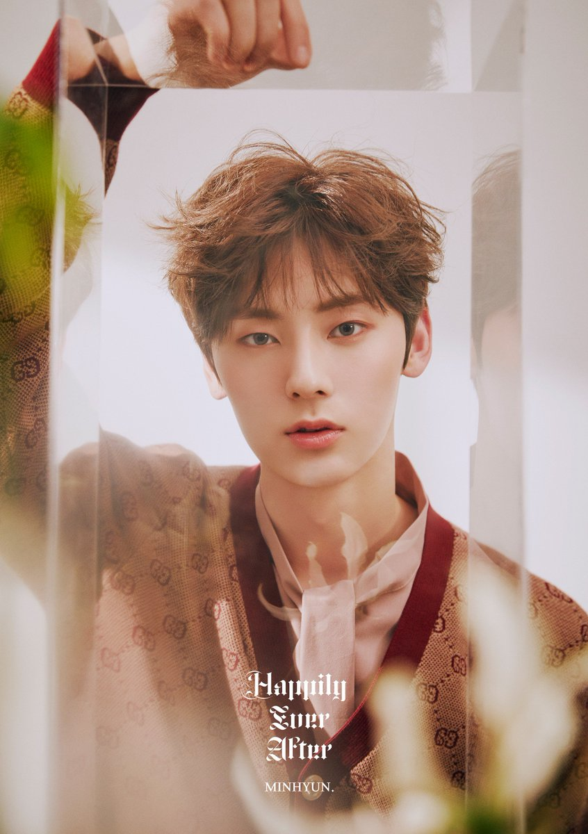 NU'EST 'Happily Ever After' OFFICIAL PHOTO VER. 2 #MINHYUN #REN #뉴이스트_JR_Aron_백호_민현_렌  #NUEST #Happily_Ever_After #20190429_6PM
