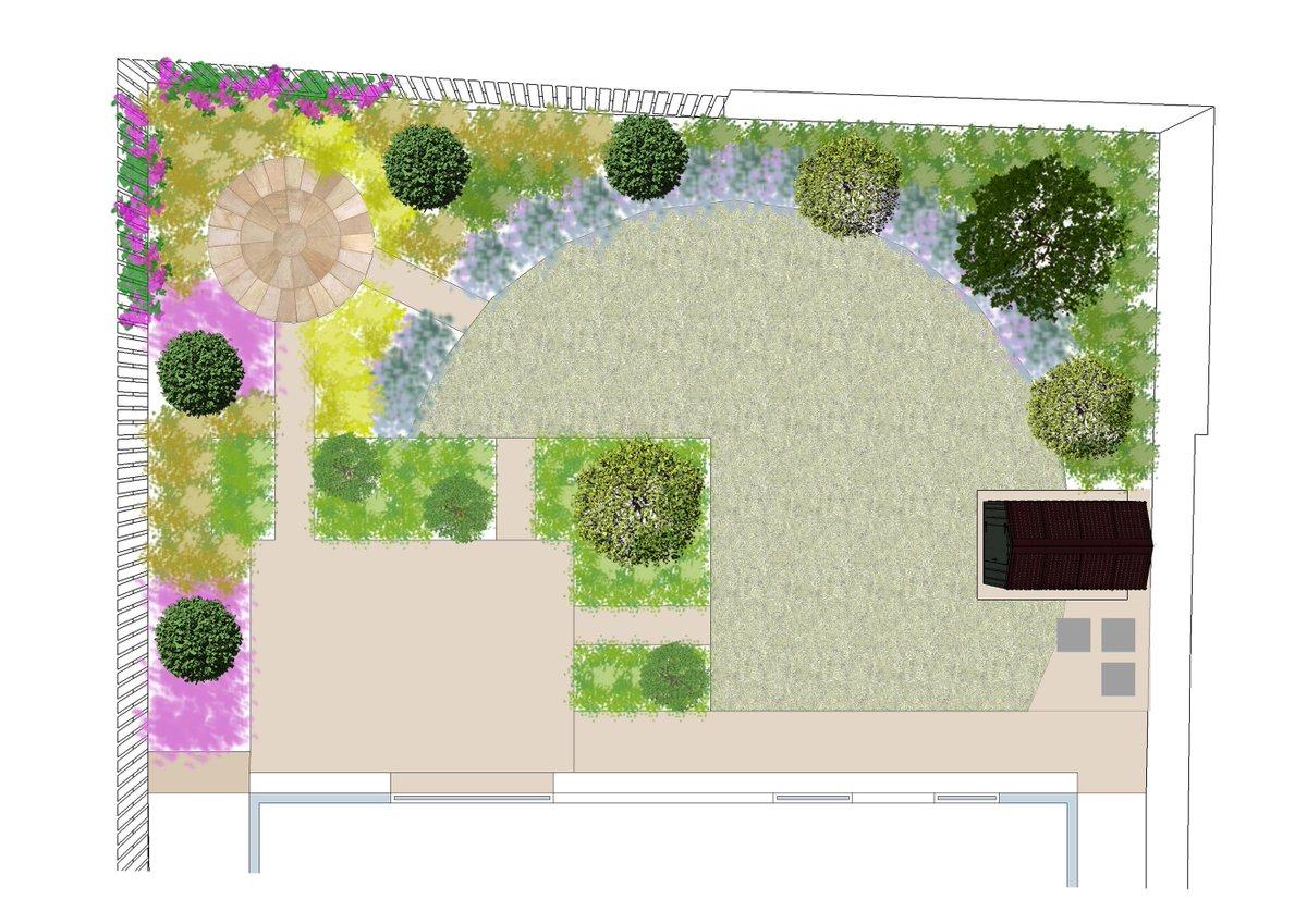 Motif Garden Design Motif Garden Twitter