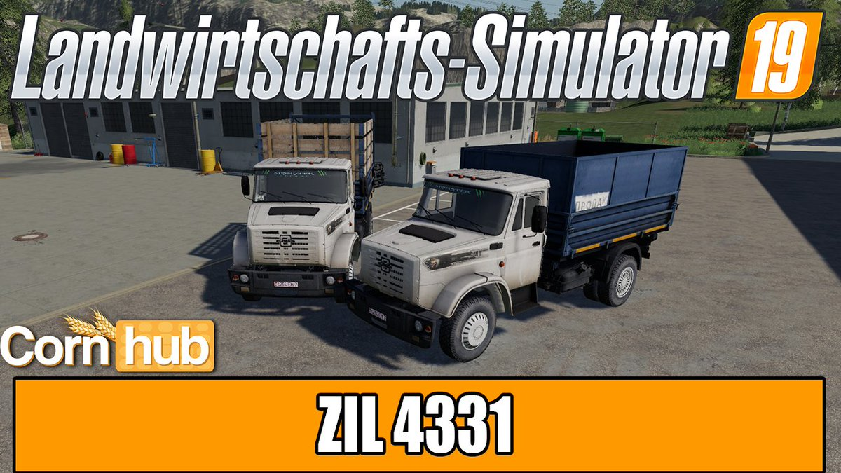 ZIL 4331: Modvorstellung und Download verfügbar!  ► Zum Mod: https://cornhub.army/zil-4331  #farmingsimulator19 #landwirtschaftssimulator19 #ls19 #fs19 #ls19mods #fs19mods #mods #ls19modvorstellung
