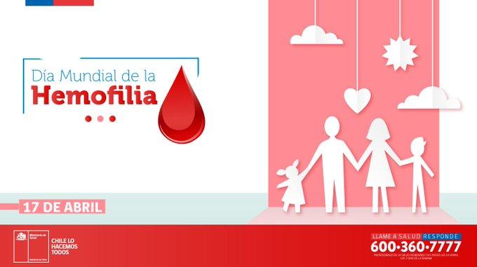 #DíaMundialDeLaHemofilia Foto