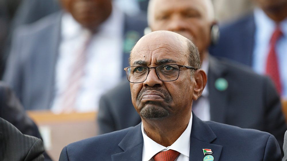 Sudan's deposed leader Omar Al-Bashir 'moved to Khartoum prison' as doctors and health workers join rally https://aje.io/k7ddc