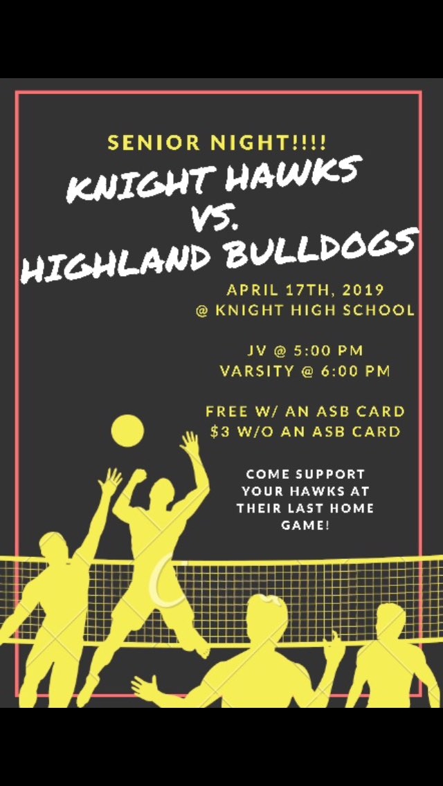 KHS BOYS VOLLEYBALL 🏐 on Twitter: