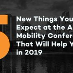"""Next month in Atlanta, expect to see redesigned Americas Mobility Conference. With an """"It's About You"""" theme as our guide, we've incorporated your feedback on past events into new concepts that put YOU at the center of everything. Learn more: https://t.co/vv44XTsdnv #ERCAMC"""