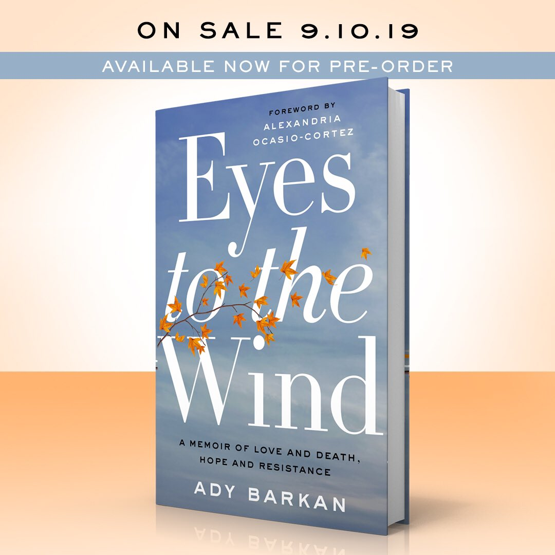 I had some things to say that don't fit in 240 characters, so I decided to try a new genre of writing.  In bookstores and your mailbox September 10. Available for pre-order now at http://www.bit.ly/eyestothewind