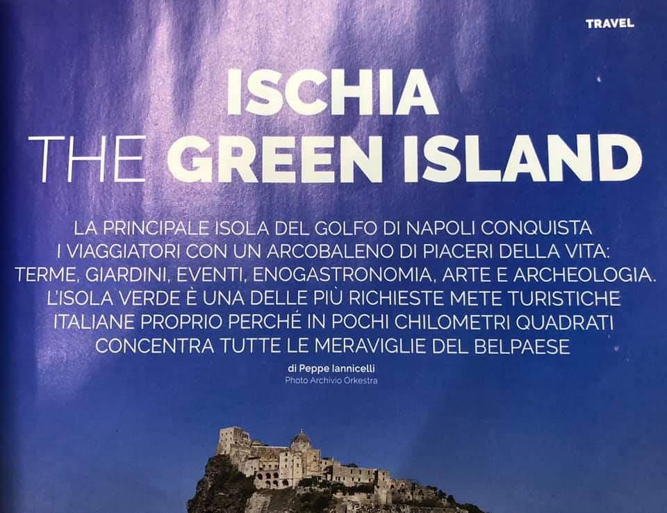 Peppe Iannicelli's photo on Ischia