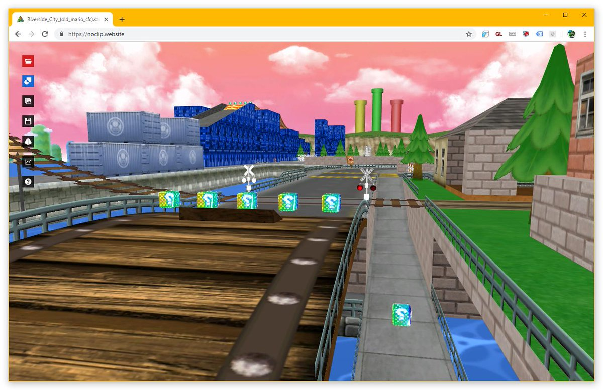Jasper On Twitter I Just Added Custom Mario Kart Wii Track