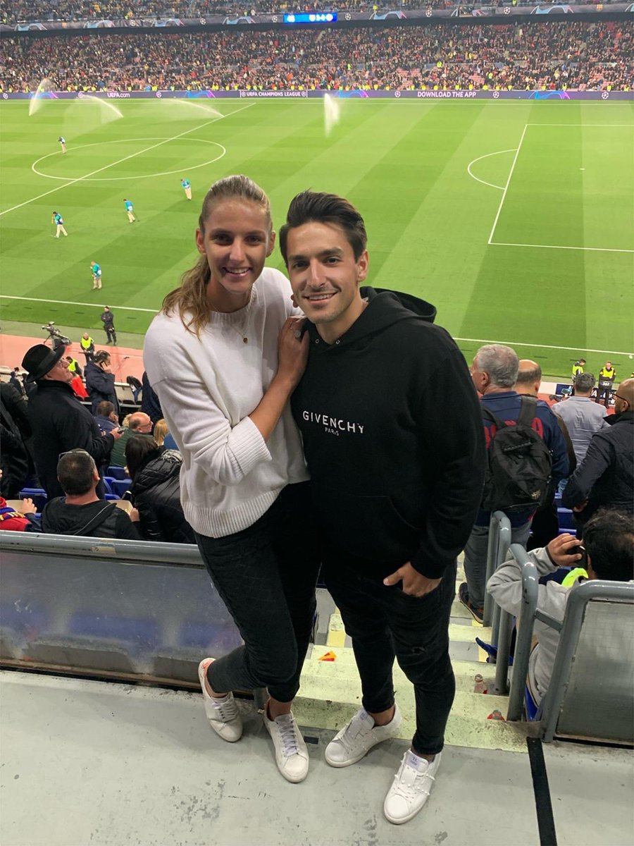 About last night. My first big soccer match ever. Messi just incredible... Another level! 😅👋