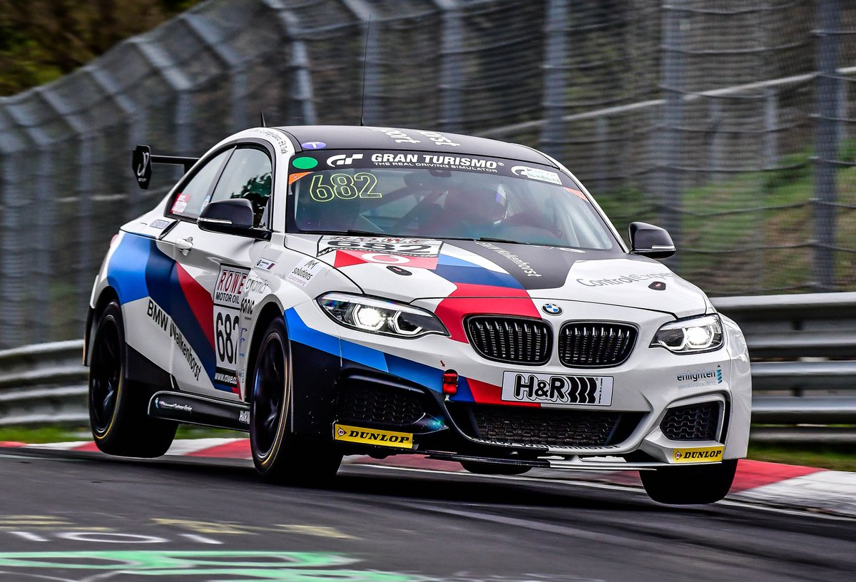 After a front row start, a battle for the lead & a snow storm, VLN 2 was eventful! Check out our latest race report and pictures at https://t.co/oRzl5dl87a! #TeamBTR #VLN #Nordschleife #BMWMotorsport #PurpleDot #WalkenhorstMotorsport