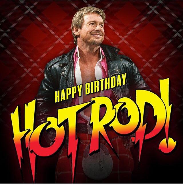 Happy Birthday to my childhood hero