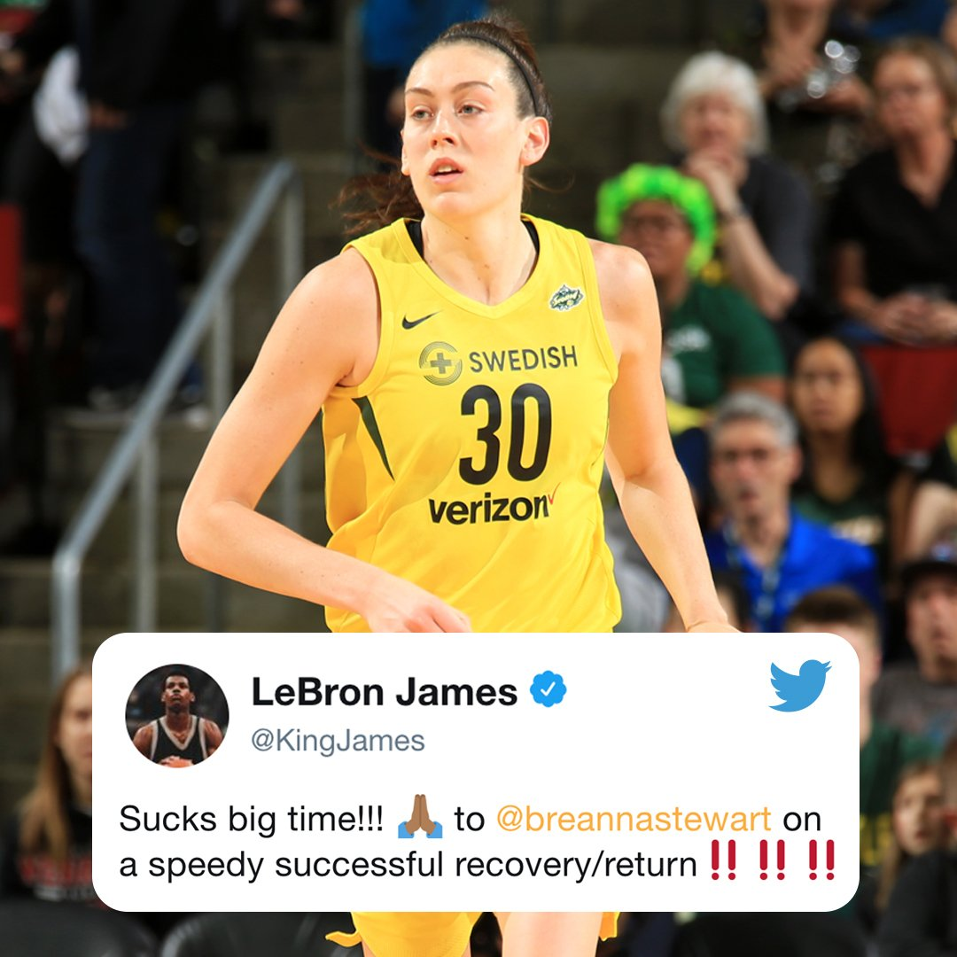 .@breannastewart has big support on her journey to recovery  <br>http://pic.twitter.com/huqgVl9fxo