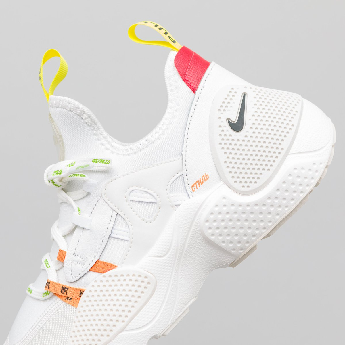 a19651e2159a ... mostly white colourway of the Heron Preston x Nike Huarache EDGE on Nike  CA for  170 + free shipping! https   bit.ly 2PeJaNg  pic.twitter.com UFmFTYfRHZ