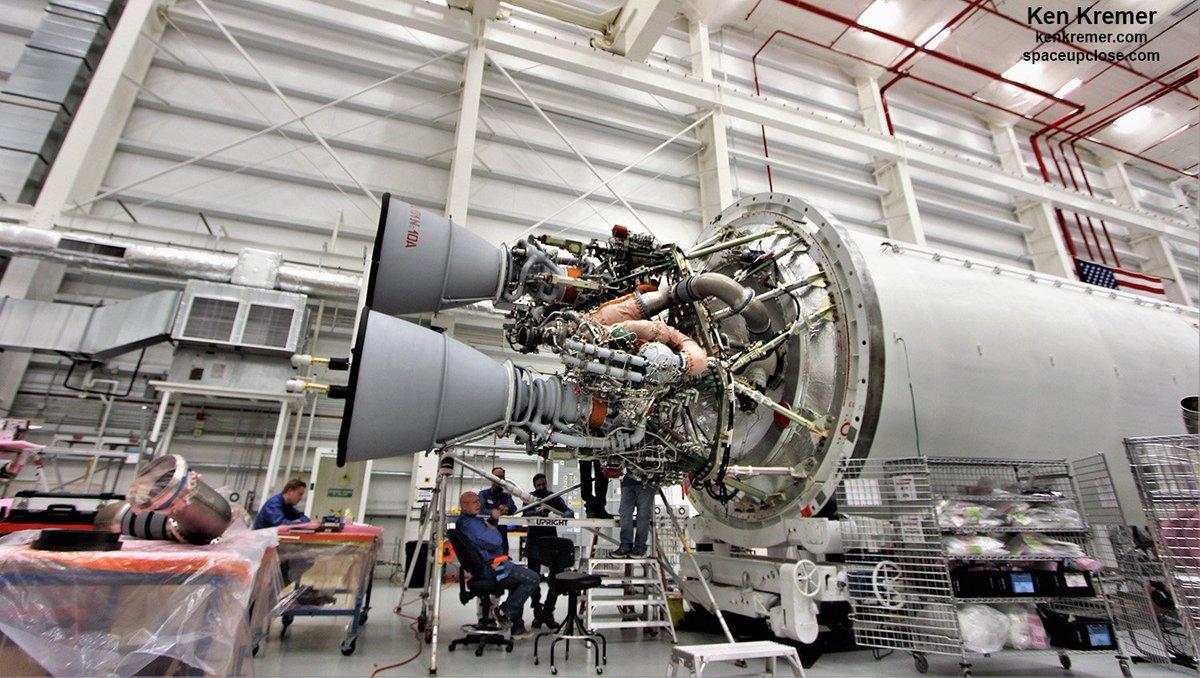 ракета Антарес и РД-181