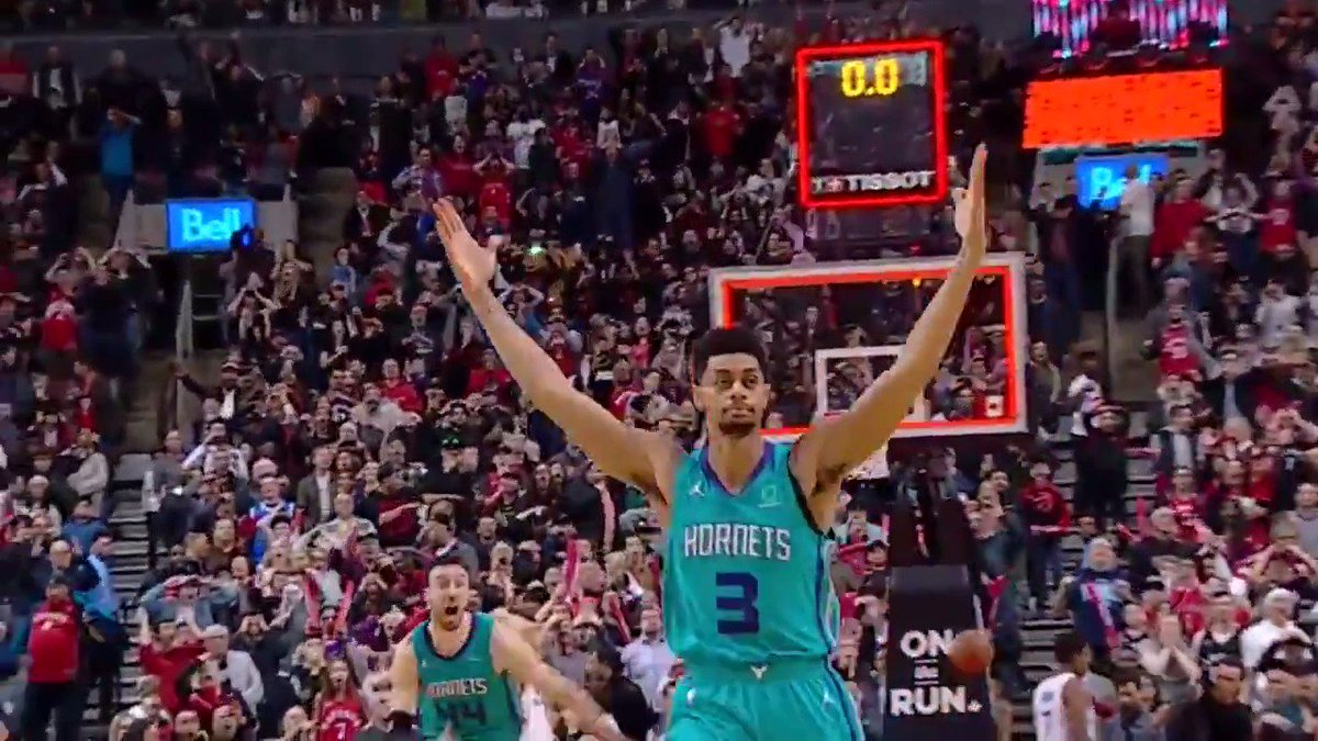 Yearly Recap: @JLamb's Season Highlighted by Late-Game Heroics, Defined by Team-First Mentality #Hornets30   📝 https://on.nba.com/2vaep2Q