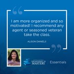 The Pathway to Mastery—Essentials training helps you get organized and motivated to take your business to the next level. https://t.co/efvvfwBkfk #PathwaytoMastery #testimonial #realestate #training
