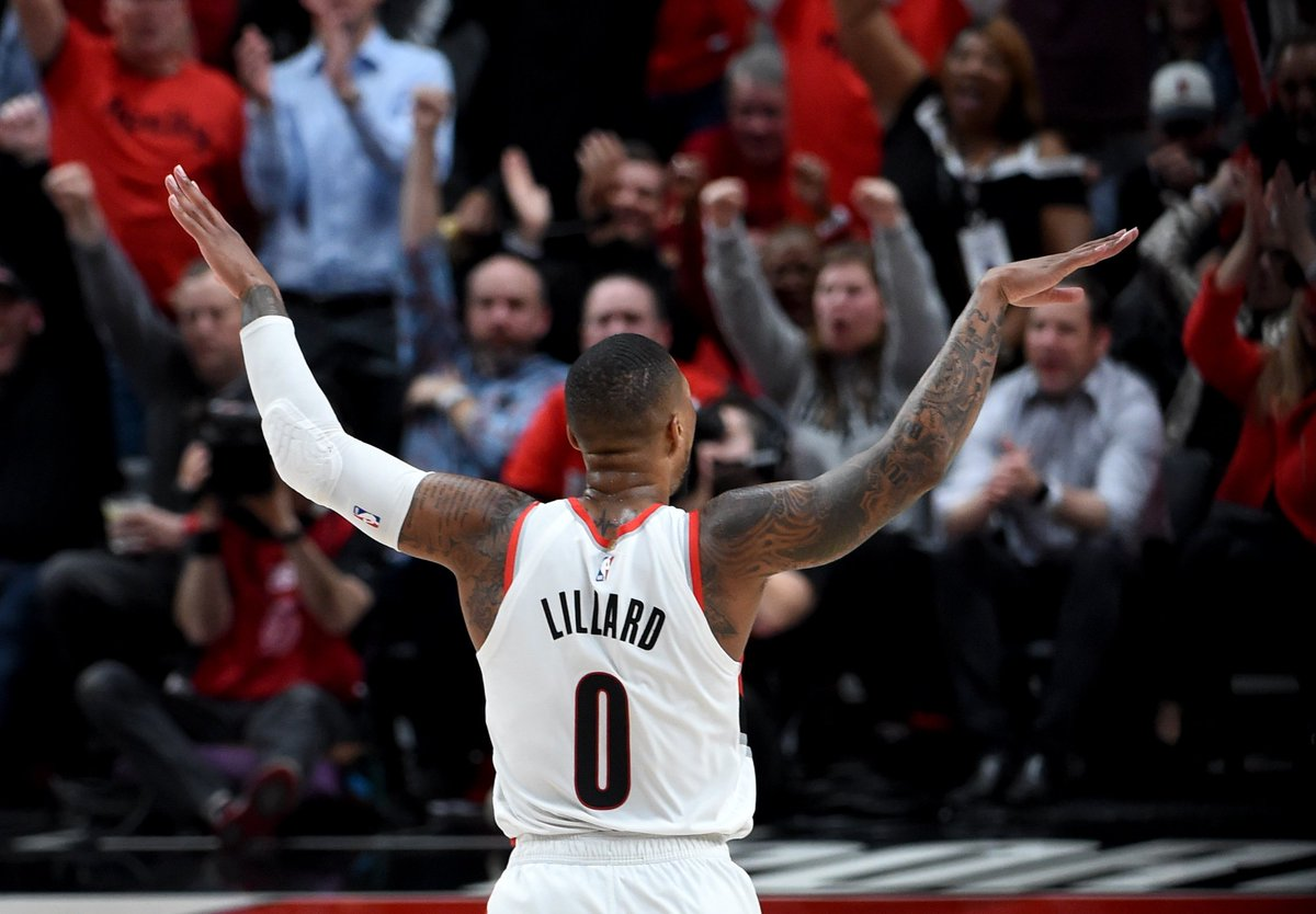 The Damian Lillard experience is the sweetest show in basketball: http://deadsp.in/CF6KQrY
