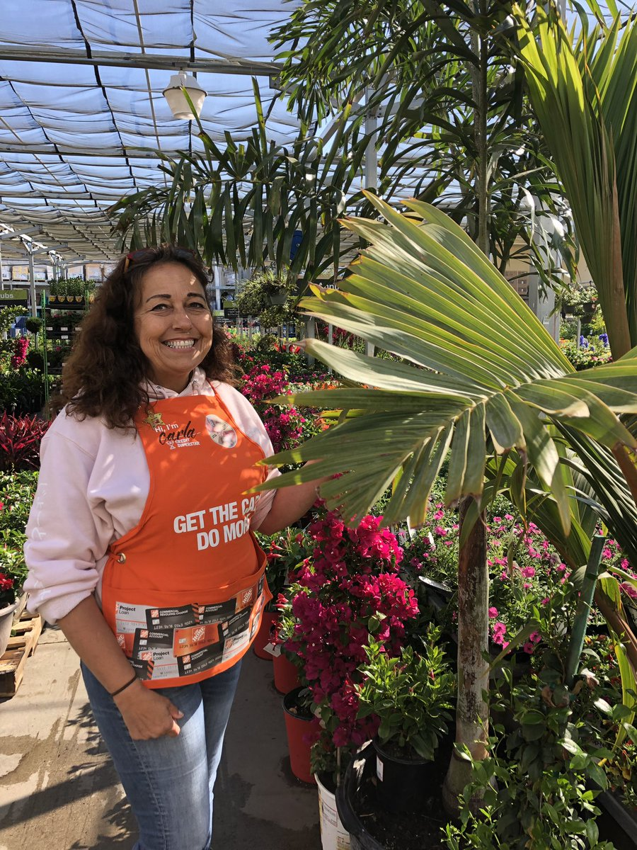 Thank you to my credit queen!! Always driving live goods and credit daily! You're awesome Carla!  #thegreat668 #TheHomeDepot