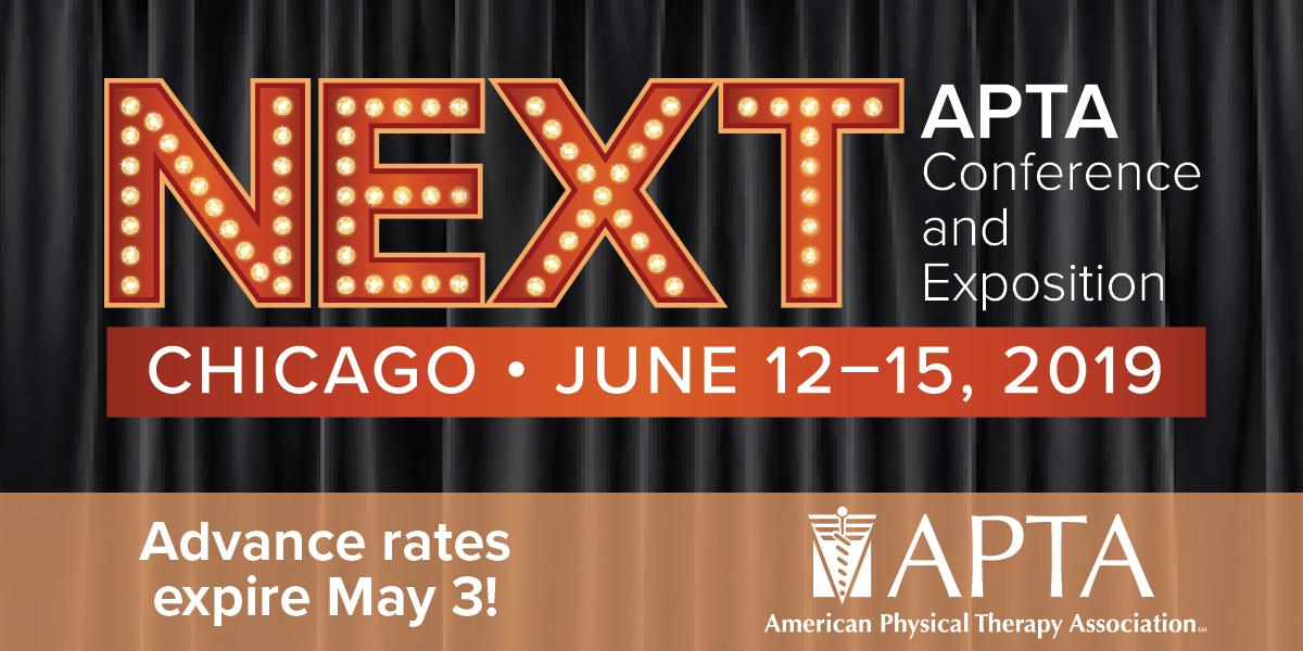 Miss early bird rates? Register for #APTANEXT by May 3 to receive advance rate discounts. And if you register by midnight ET on Friday, May 3, you will be automatically entered for a chance to win one of ten $500 Visa gift cards, courtesy of GEICO. http://www.apta.org/NEXT