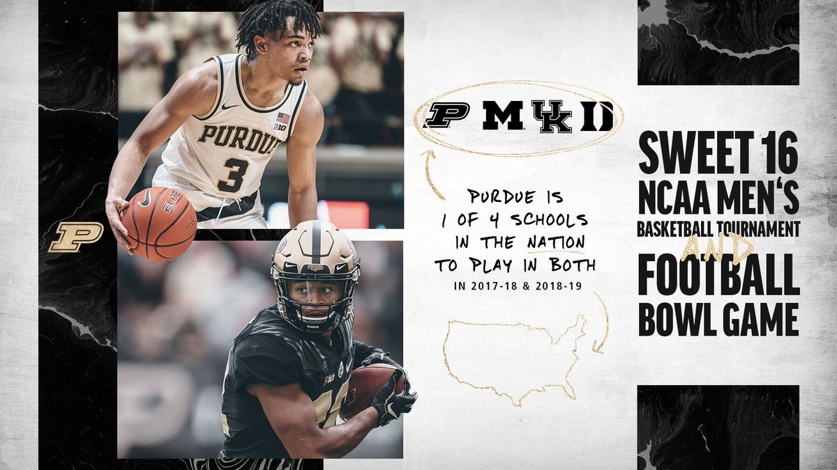 The way we see it — we're only just beginning.   #Purdue / #BoilerUp 🚂