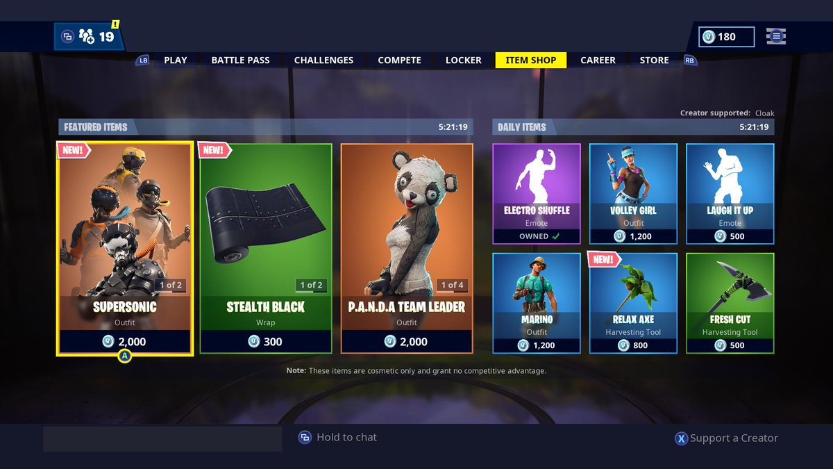 fortnite leaks - when do fortnite challenges reset